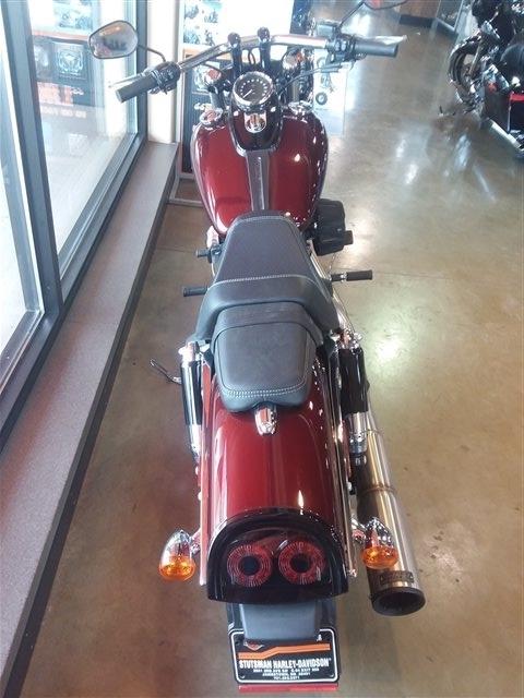 2015 Harley-Davidson Dyna Fat Bob at Stutsman Harley-Davidson, Jamestown, ND 58401