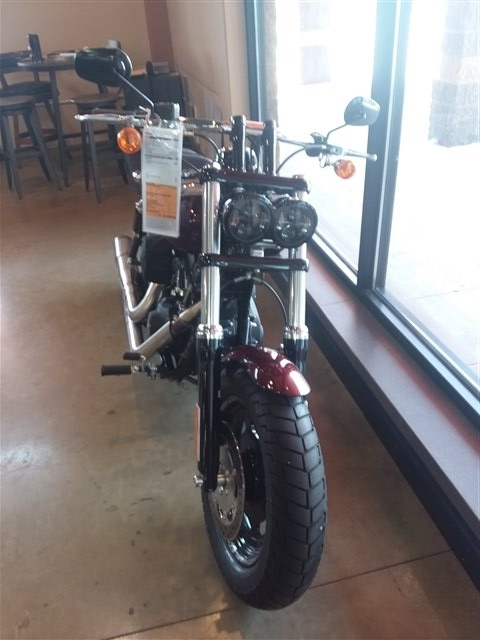 2015 Harley-Davidson Dyna Fat Bob at Stutsman Harley-Davidson, Jamestown, ND 58401