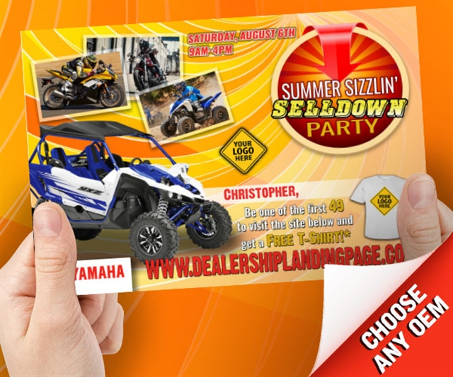 Summer Sizzlin' Selldown Powersports at PSM Marketing - Peachtree City, GA 30269