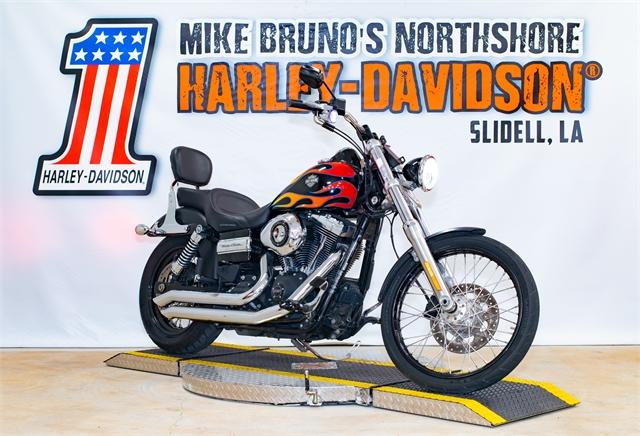 2015 Harley-Davidson Dyna Wide Glide at Mike Bruno's Northshore Harley-Davidson