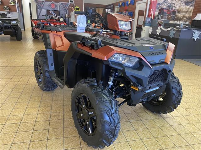 2021 Polaris Sportsman 850 Premium at Southern Illinois Motorsports