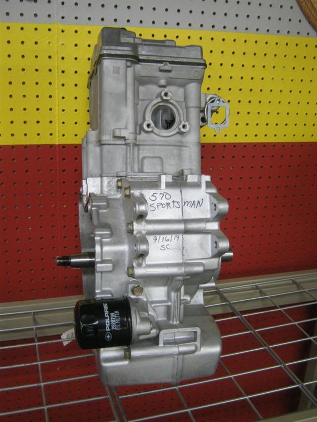 2014 Polaris 570 Sportsman Ranger Rebuilt Engine Exchange at Brenny's Motorcycle Clinic, Bettendorf, IA 52722