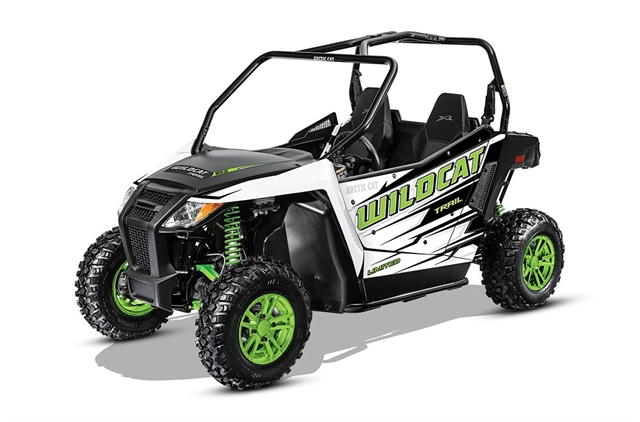 2017 Textron Off Road Wildcat Trail LTD EPS at Bay Cycle Sales