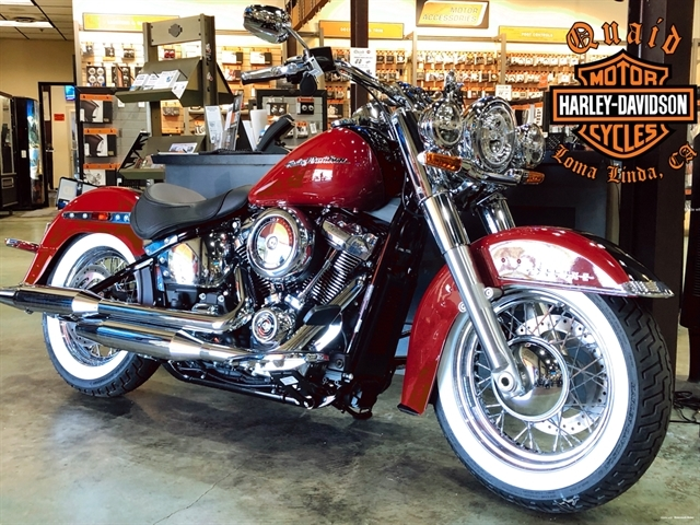 2020 Harley-Davidson Softail Deluxe Deluxe at Quaid Harley-Davidson, Loma Linda, CA 92354