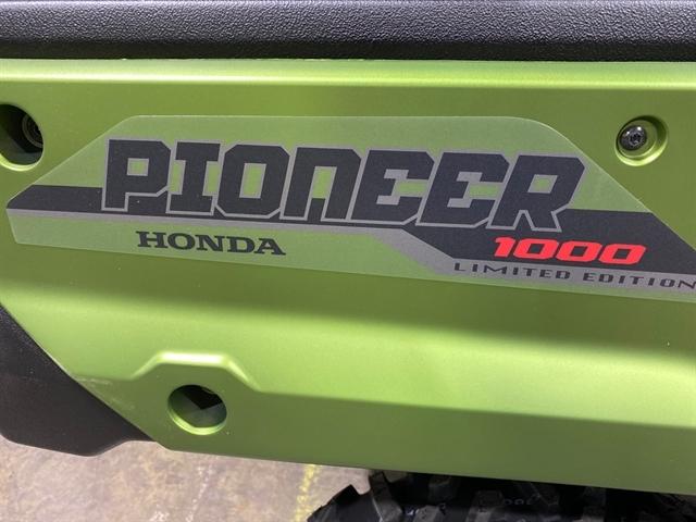 2021 Honda Pioneer 1000 Deluxe at Sloans Motorcycle ATV, Murfreesboro, TN, 37129