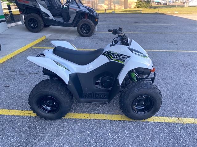 2019 Kawasaki KFX 90 at Jacksonville Powersports, Jacksonville, FL 32225