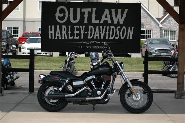 2011 Harley-Davidson Dyna Glide Street Bob at Outlaw Harley-Davidson