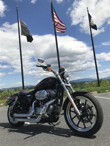 2011 Harley-Davidson XL883L - Sportster SuperLow at Shenandoah Harley-Davidson®