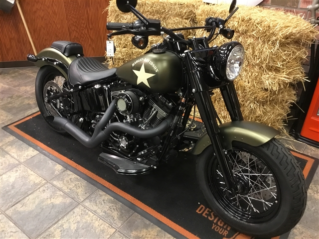 2016 Harley-Davidson S-Series Slim at Bud's Harley-Davidson, Evansville, IN 47715