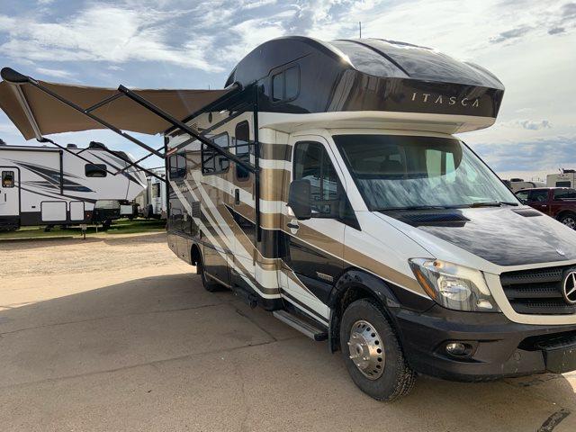 2016 Winnebago Navion 24J 24J at Campers RV Center, Shreveport, LA 71129