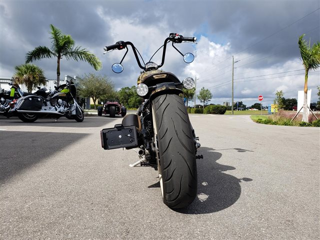 2017 Triumph Bonneville Bobber Base at Stu's Motorcycles, Fort Myers, FL 33912