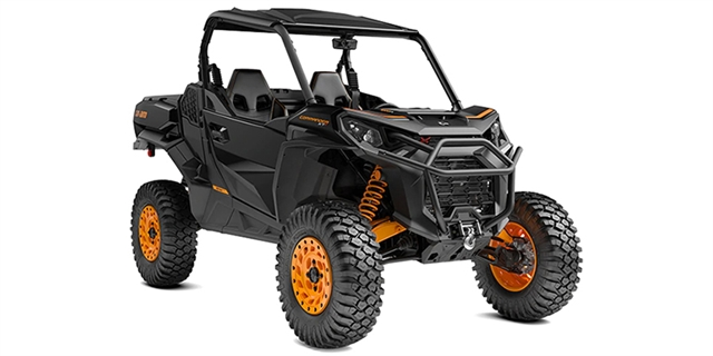 2021 Can-Am Commander XT-P 1000R at Iron Hill Powersports