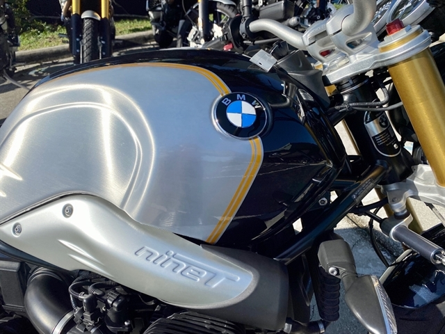 2018 BMW R nineT Base at Tampa Triumph, Tampa, FL 33614