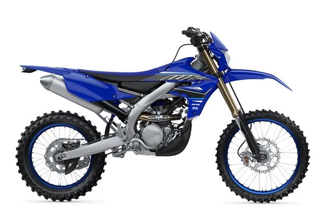 2021 Yamaha WR 250F at Lynnwood Motoplex, Lynnwood, WA 98037