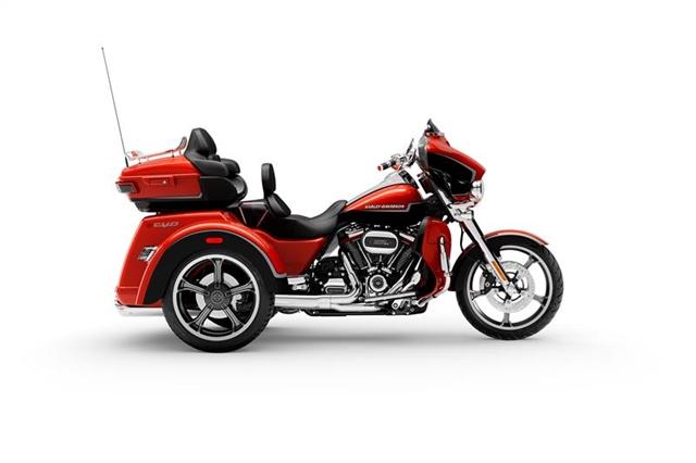 2021 Harley-Davidson Trike CVO Tri Glide Ultra at Texoma Harley-Davidson