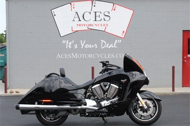 2013 Victory Vision Tour at Aces Motorcycles - Fort Collins