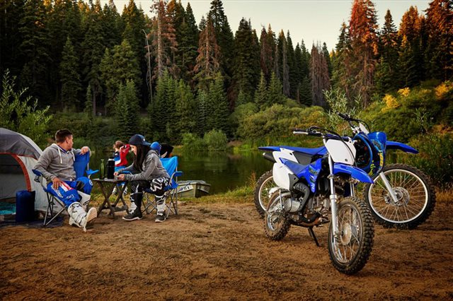 2021 Yamaha TT-R 110E at Kodiak Powersports & Marine