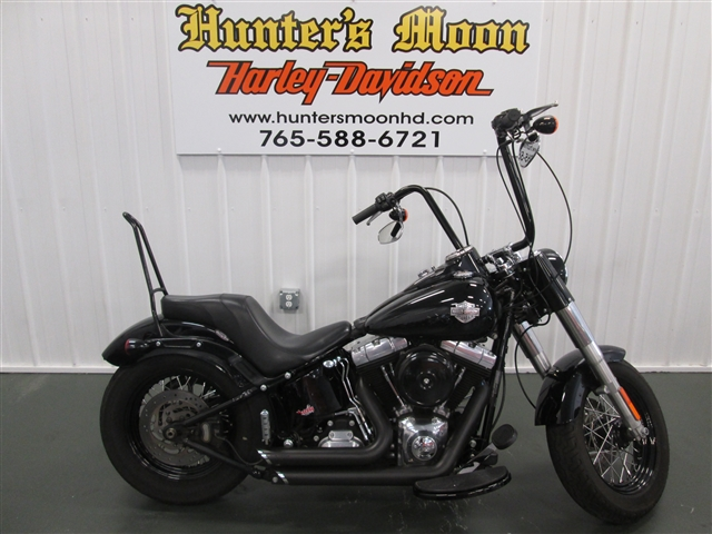2013 Harley-Davidson Softail Slim at Hunter's Moon Harley-Davidson®, Lafayette, IN 47905