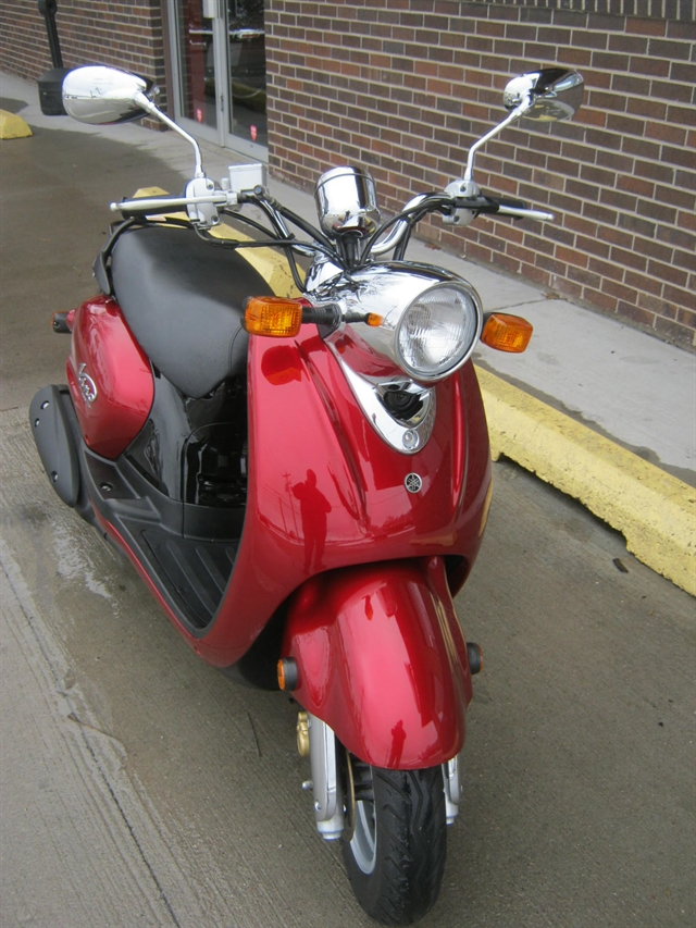 2009 Yamaha Vino 125 XC125 at Brenny's Motorcycle Clinic, Bettendorf, IA 52722