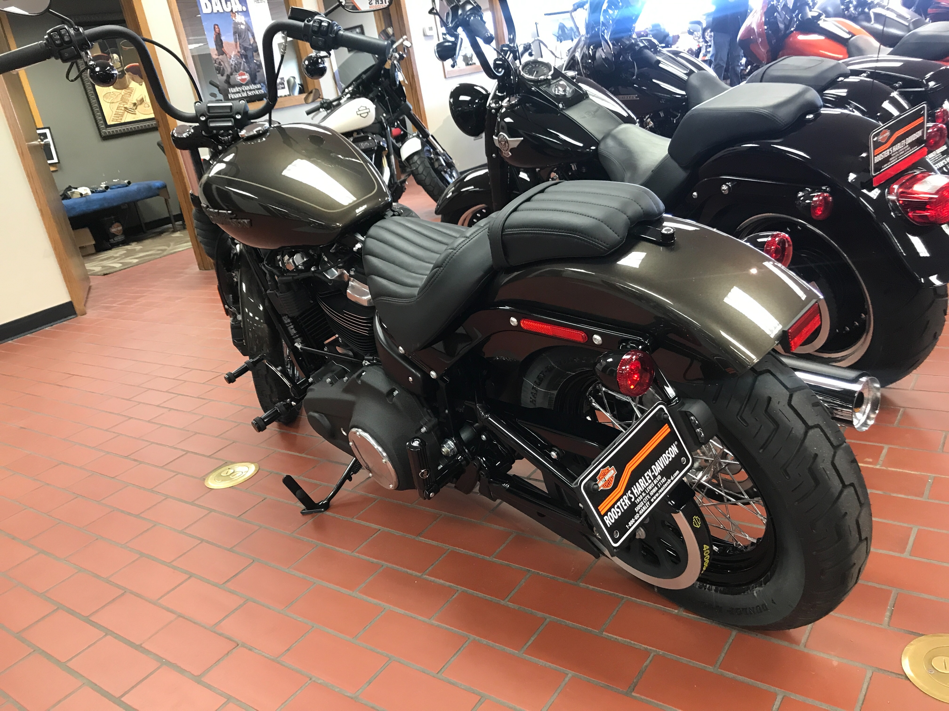 2020 Harley-Davidson Softail Street Bob at Rooster's Harley Davidson