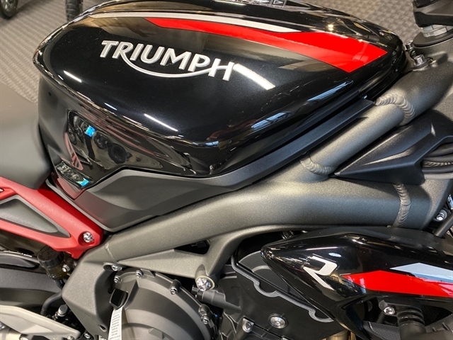 2021 Triumph Street Triple R LRH at Frontline Eurosports
