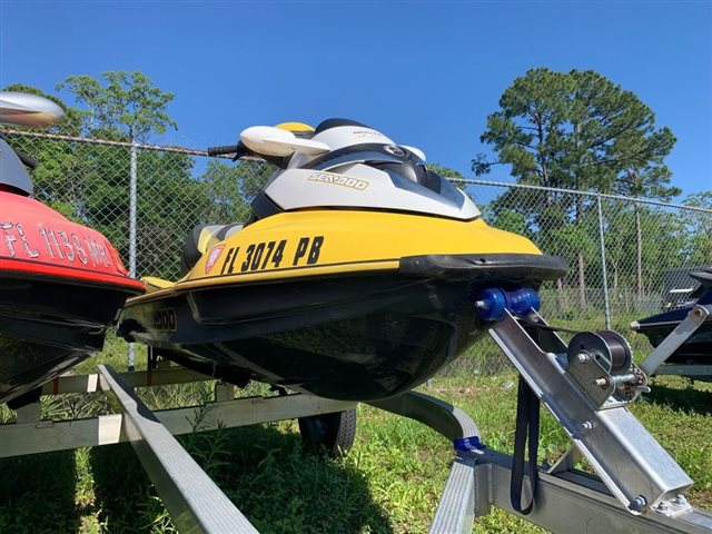 2009 Sea-Doo RXT 215 at Powersports St. Augustine