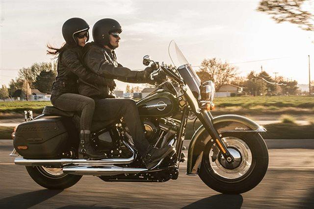2018 Harley-Davidson Softail Heritage Classic 114 at Garden State Harley-Davidson