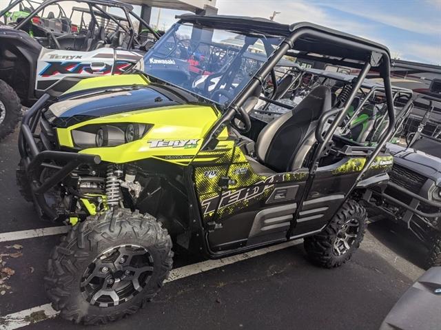 2021 Kawasaki Teryx LE at Youngblood RV & Powersports Springfield Missouri - Ozark MO