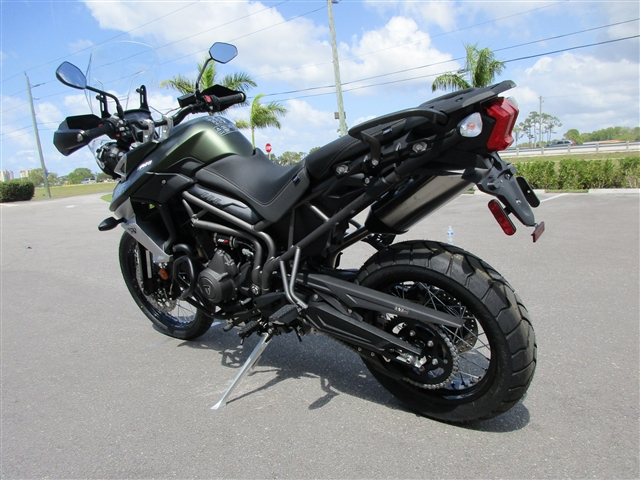 2019 Triumph Tiger 800 XCX at Stu's Motorcycles, Fort Myers, FL 33912