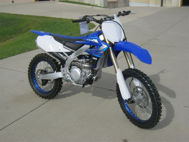 2020 Yamaha YZ 450F at Brenny's Motorcycle Clinic, Bettendorf, IA 52722