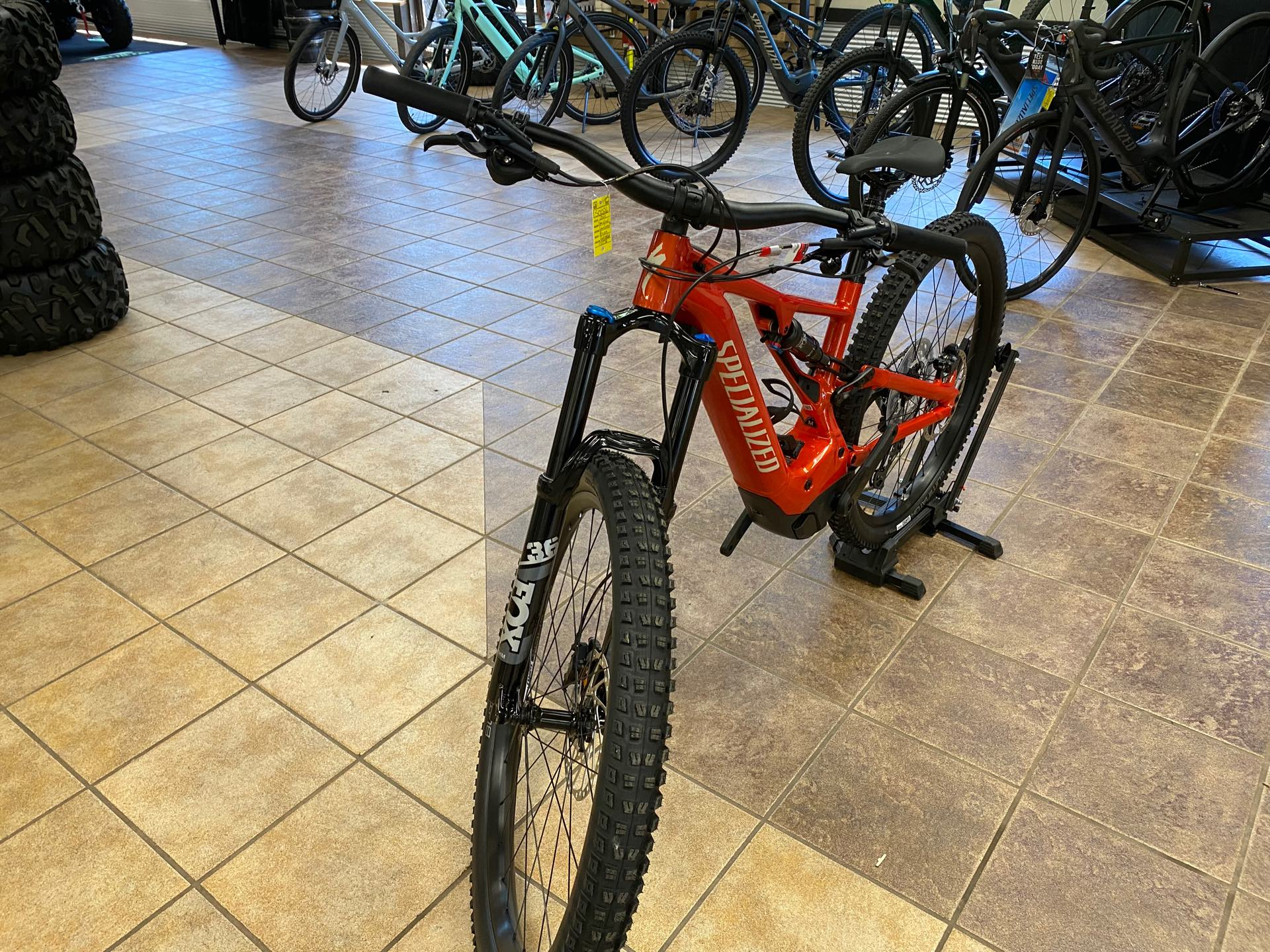 2021 Specialized Turbo E Bikes Mens Turbo Levo Comp at Gold Star Outdoors