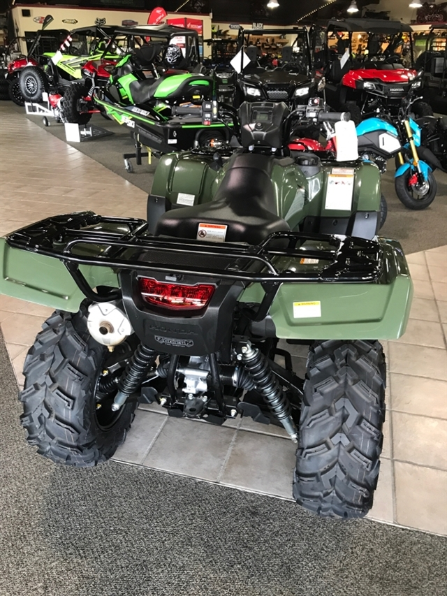 2018 Honda FourTrax Foreman® Rubicon 4x4 Automatic DCT at Dale's Fun Center, Victoria, TX 77904