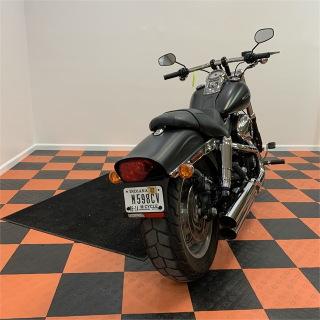 2009 Harley-Davidson Dyna Glide Fat Bob at Harley-Davidson of Indianapolis