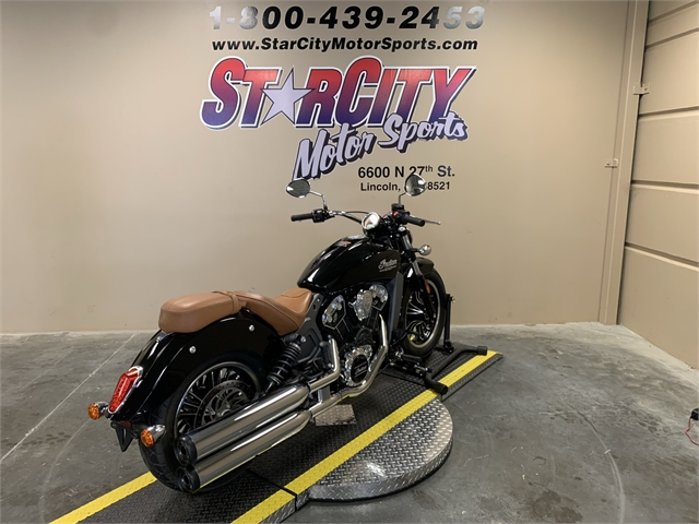 2018 Indian Scout Base at Star City Motor Sports