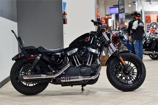 2020 Harley-Davidson Sportster Forty-Eight at Destination Harley-Davidson®, Tacoma, WA 98424