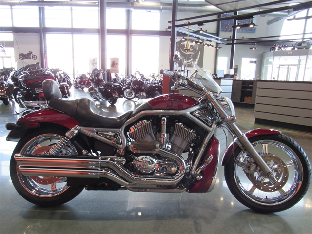2004 Harley-Davidson VRSC A V-Rod at Conrad's Harley-Davidson