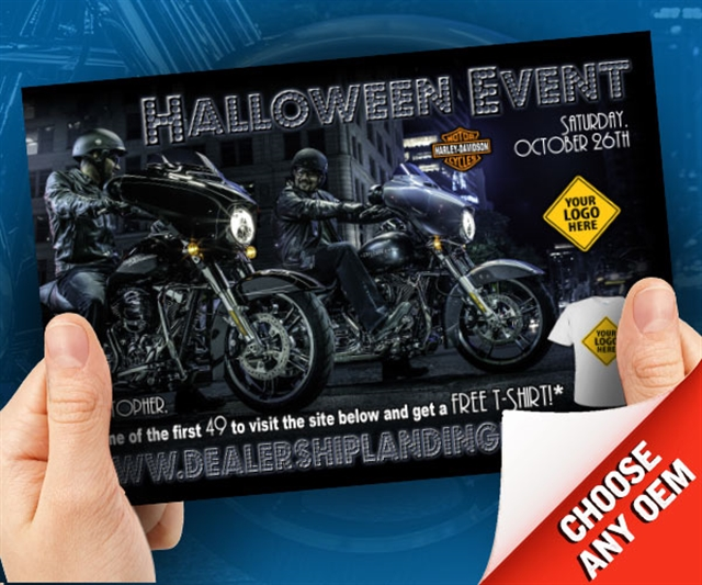 Halloween Powersports at PSM Marketing - Peachtree City, GA 30269