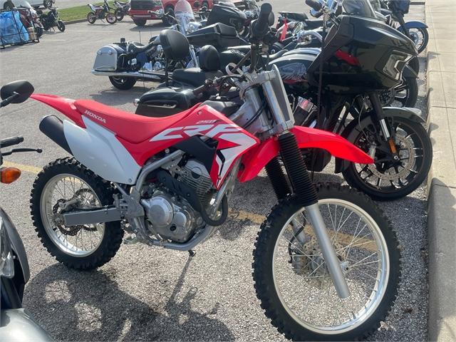 2021 Honda CRF 250F at Indian Motorcycle of Northern Kentucky