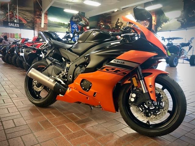2020 Yamaha YZF R6 at Wild West Motoplex