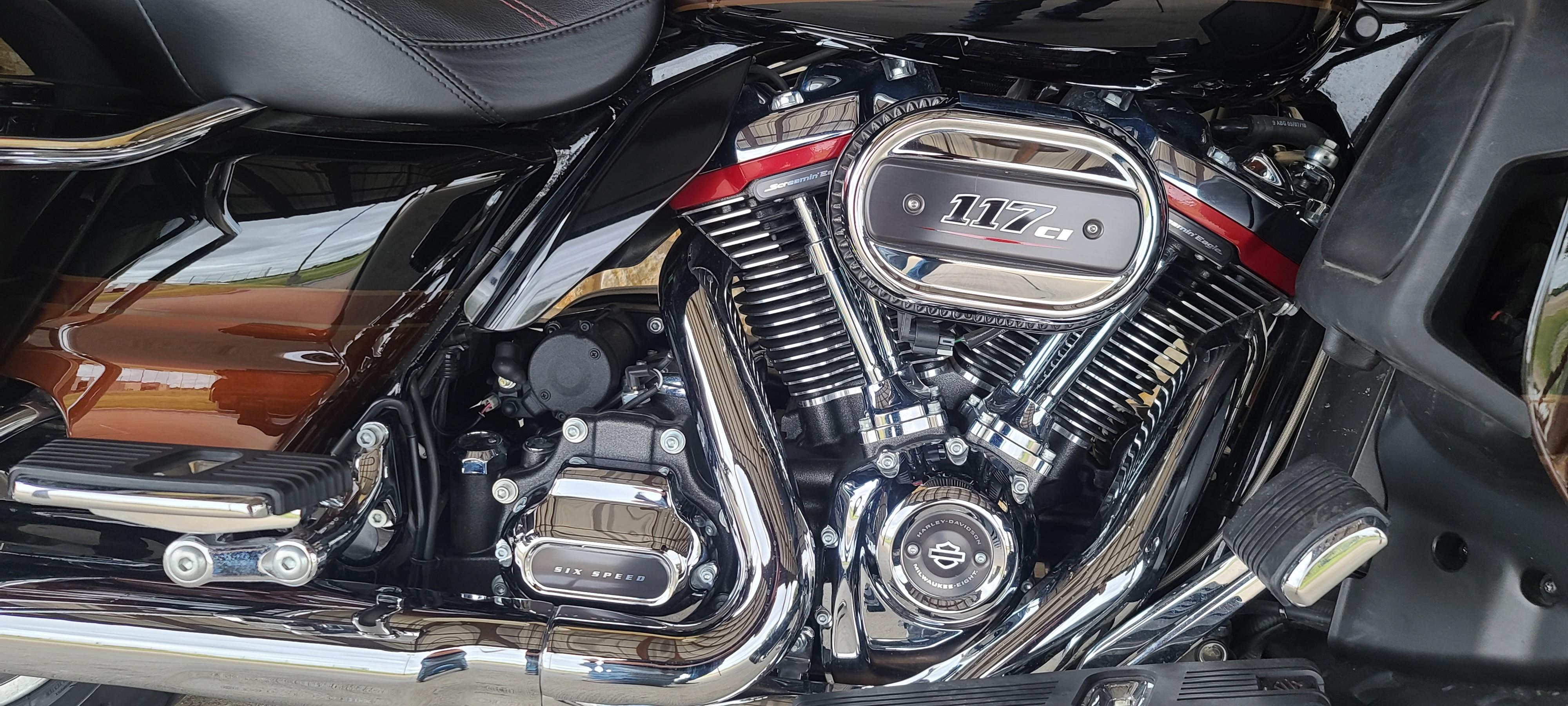 2019 Harley-Davidson Electra Glide CVO Limited at Harley-Davidson of Waco