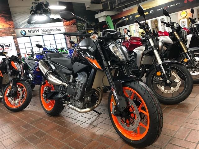 2020 KTM Duke 790 at Wild West Motoplex