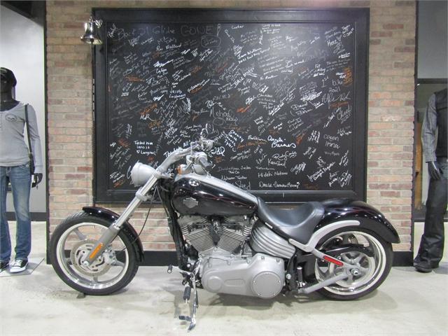 2009 Harley-Davidson Softail Rocker at Cox's Double Eagle Harley-Davidson