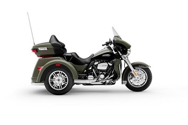 2021 Harley-Davidson Trike FLHTCUTG Tri Glide Ultra at Harley-Davidson of Macon