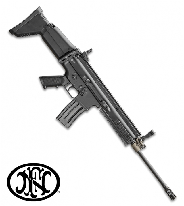 2019 FN SCAR 16S Rifle at Harsh Outdoors, Eaton, CO 80615