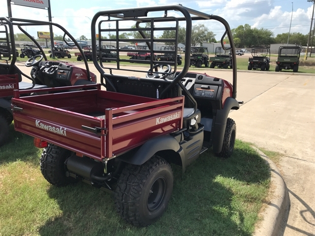 2020 Kawasaki Mule SX Base at Dale's Fun Center, Victoria, TX 77904
