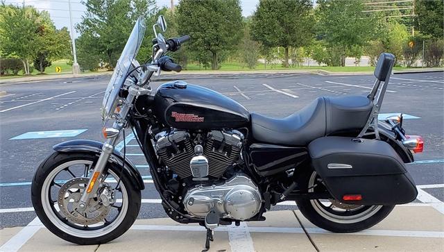 2017 Harley-Davidson Sportster SuperLow 1200T at All American Harley-Davidson, Hughesville, MD 20637