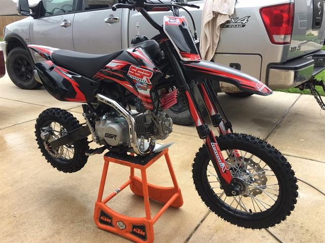 2021 SSR SR140 TR at Kent Motorsports, New Braunfels, TX 78130