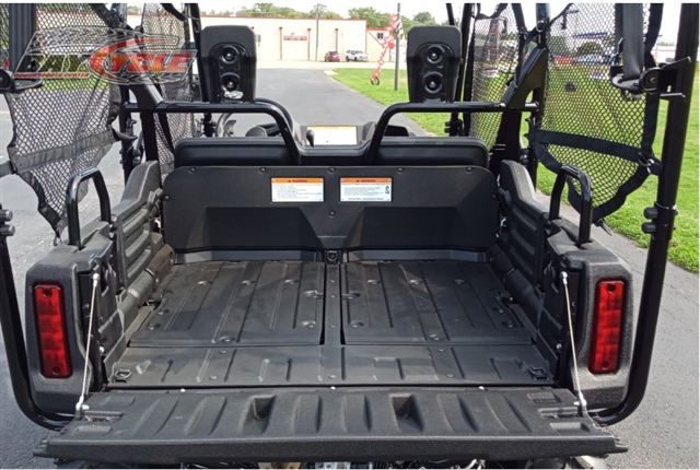 2019 Honda Pioneer 700-4 Deluxe at Bay Cycle Sales