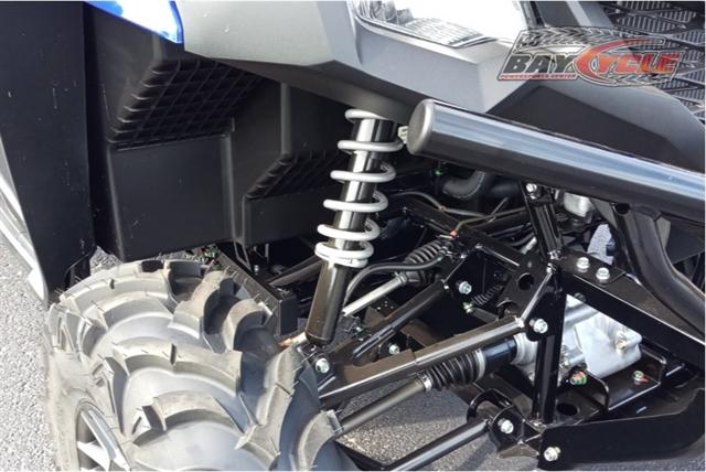 2019 Honda Pioneer 700-4 Deluxe at Bay Cycle Sales