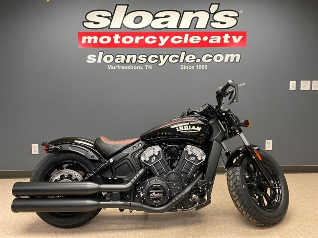 2020 Indian SCOUT BOBBER ABS N20MTA00AA at Sloans Motorcycle ATV, Murfreesboro, TN, 37129